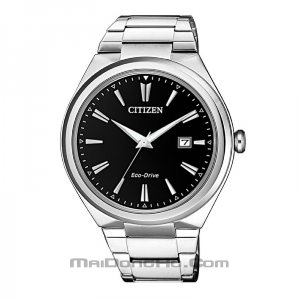 ĐỒNG HỒ CITIZEN AW1370-51F NAM ECO-DRIVE DÂY INOX